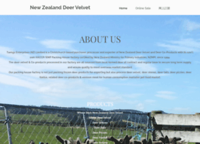 newzealanddeervelvet.co.nz