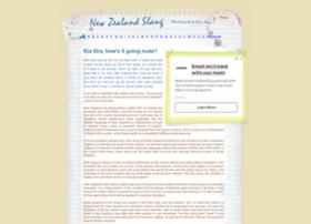 newzealandslang.com