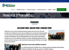 nex-cleanfranchise.com