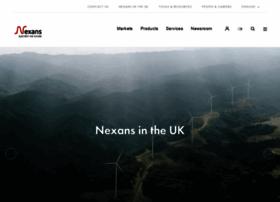 nexans.co.uk