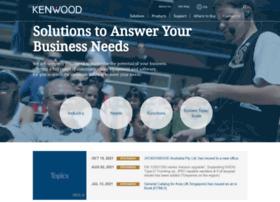 nexedge.kenwood.com