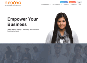 nexeohr.com