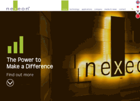 nexeon.co.uk