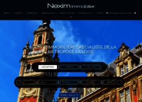 nexim-immobilier.fr