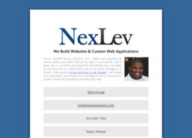 nexlevsolutions.com