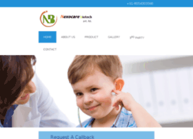 nexocarebiotech.com