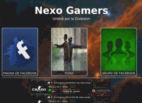 nexogamers.net