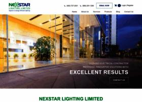 nexstarlighting.com