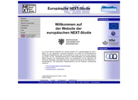 next.uni-wuppertal.de