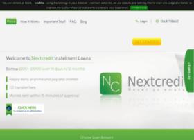 nextcredit.co.uk