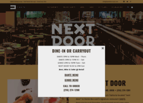 nextdoor.danteboccuzzi.com