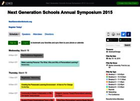 nextgenerationschoolsannual2015.sched.org