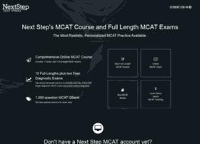 nextstepmcat.com