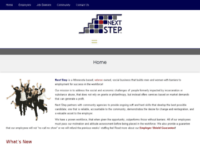 nextstepstaffing.com