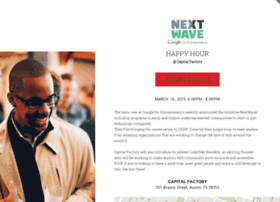 nextwave.splashthat.com