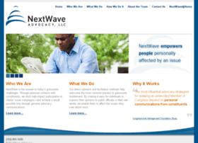 nextwaveadvocacy.com
