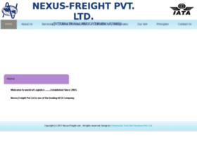 nexus-freight.com