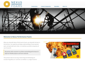nexusfoams.com