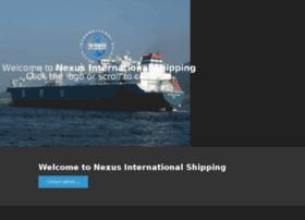 nexusships.com
