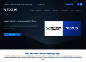 nexuswebsites.co.uk