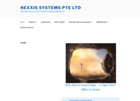 nexxissystems.com