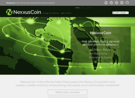 nexxuscoin.com