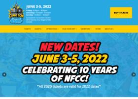 nfcomiccon.com