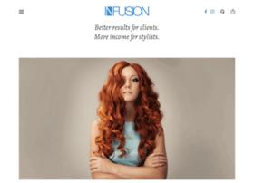 nfusionhair.com
