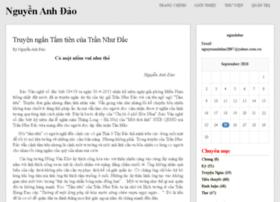 nganhdao.vnweblogs.com