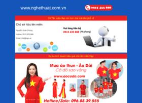 nghethuat.com.vn