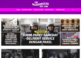 ngiderngiler.com