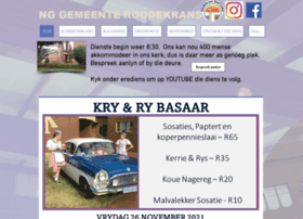 ngkroodekrans.co.za