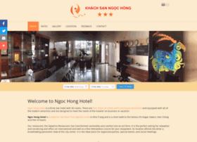 ngochonghotel.com
