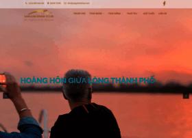 ngocphongspeedboat.com