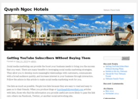 ngocquynhhotel.com