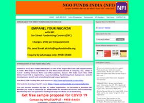 ngofundsindia.org