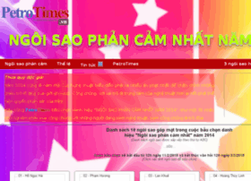 ngoisaophancam.petrotimes.vn