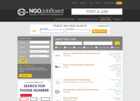 ngojobboard.org