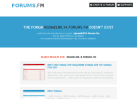 ngomelnil14.forums.fm