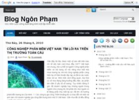 ngonpham.com