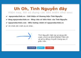 nguyendactinh.com