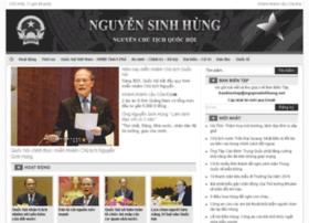 nguyensinhhung.net