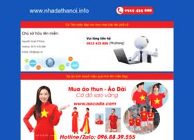 nhadathanoi.info
