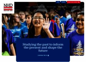 nhd.org