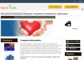 nhhospitals-hyderabad.apnaindia.com