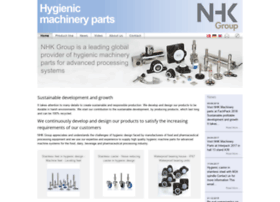 nhkmachineryparts.com