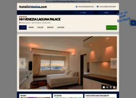 nhlagunapalace.hotelinvenice.com