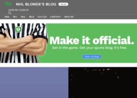 nhlblonde.sportsblog.com
