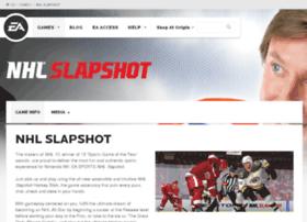 nhlslapshot.easports.com