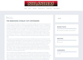 nhlsnipers.com